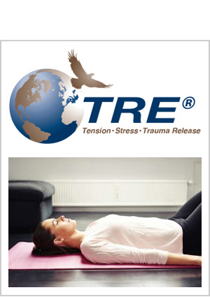 Tre trauma and Tension releasing exercises workshop