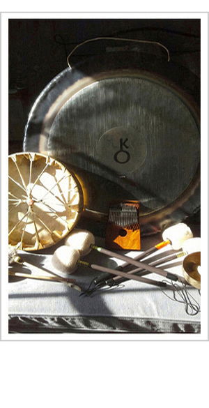 Gong Immersion & Sound Meditation with Paula Bowen-Smith