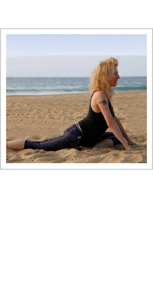 Yoga Nidra Workshop For Lower Backs, Hips & Core with Tania Fox